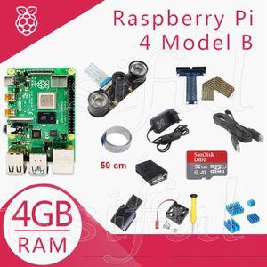 CARTE MÈRE (Raspberry Pi Camera Kit)Raspberry Pi 3+ Caméra de