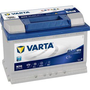 BATTERIE VÉHICULE VARTA Batterie Auto N70 (+ droite) 12V 70AH 760A