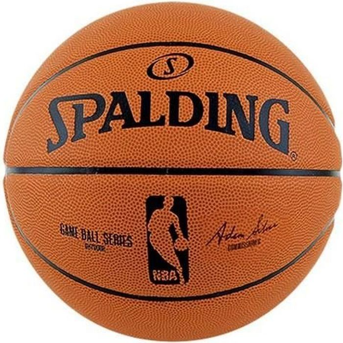 SPALDING Ballon Gameball NBA Replica T7 BKT