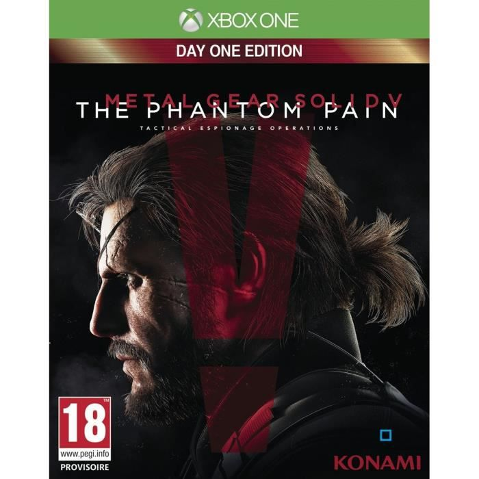 Metal Gear Solid V: The Phantom Pain - Jeu Xbox One