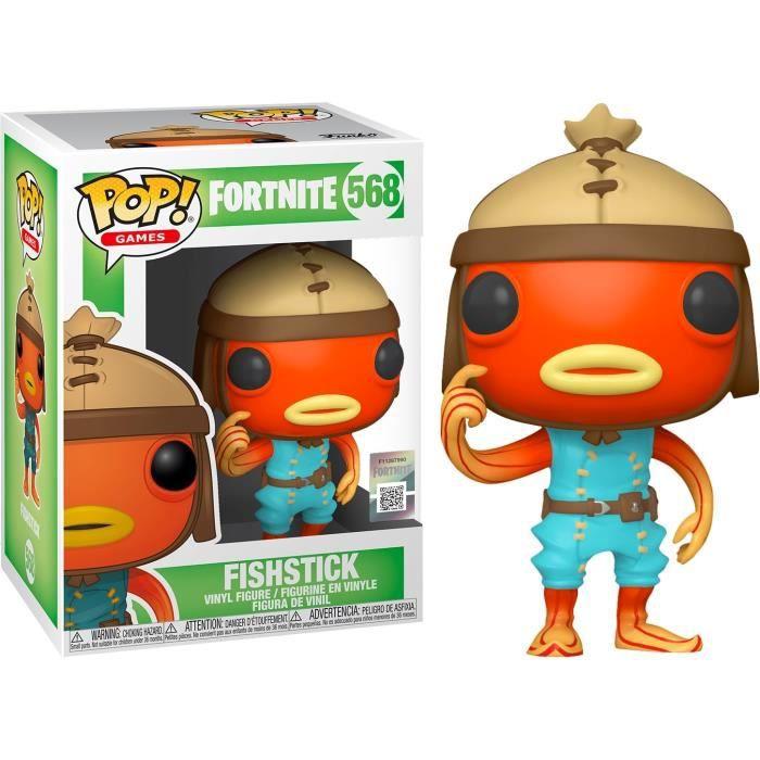 POP Fortnite jeu PANDA TEAM LEADER Funko Pop Vinyle personnage figure