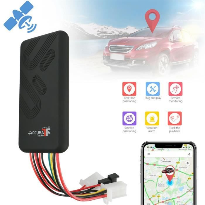 GT06 GPS GSM GPRS véhicule Trackerr Anti-vol Suivi Dial SMS d'alarme GPS Tracker 141