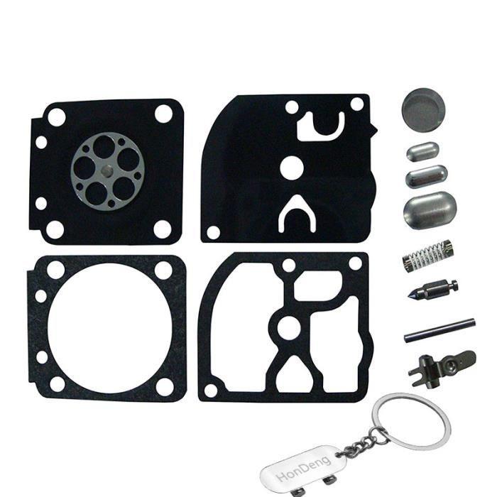 Carburateur Réparation/Rebuild kit Remplace Zama Rb-84 pour Zama C1q Carburetors Stihl Hs45 Emu Tondeuse