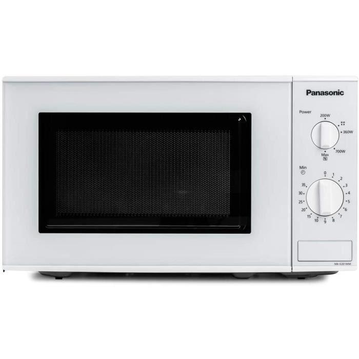MICRO-ONDES Panasonic - NN-E 201 - Four &agrave micro-ondes monofonction - 19 L - 800 W116