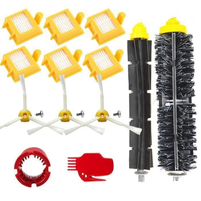 Unny 16pcs Kit Pièces accessoires Pour iRobot Roomba 700 Series