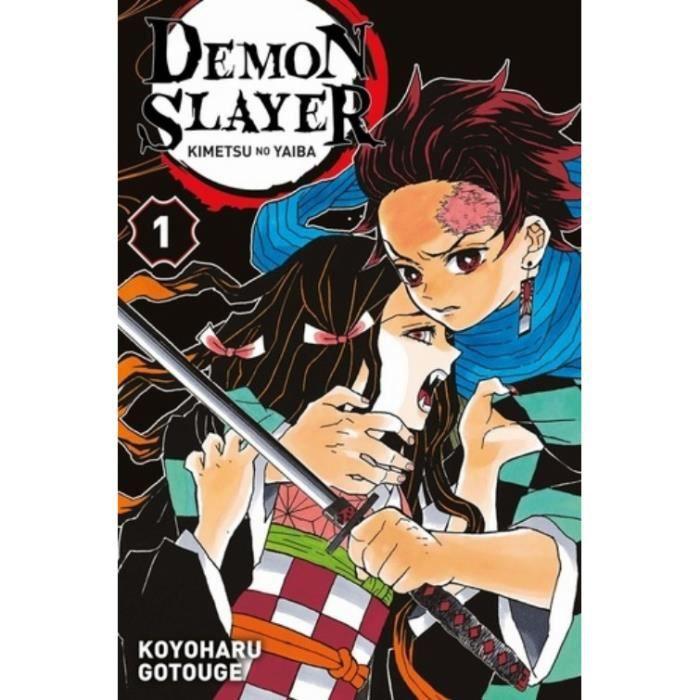 Demon Slayer Tome 1