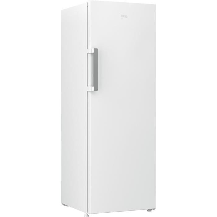 BEKO RES44NWN Réfrigérateur tout utile - 375 L - Froid brassé - No Frost - Blanc