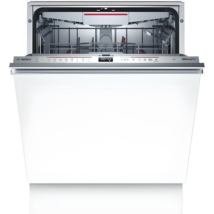 Lave-Vaisselle Tout Intégrable BOSCH SMV6ECX69E