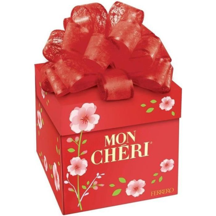 Mon Chéri Cube 8 Bouchées (lot de 3)