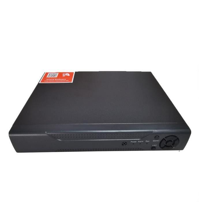 8 canaux H.264 DVR Surveillance sécurité 960H enregistreur DVR P2P disque dur enregistreur vidéo