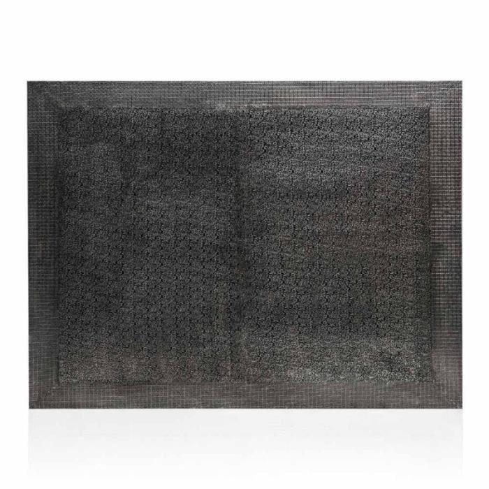 Tête De Lit Design -cordoba- 160cm Noir - Paris Prix