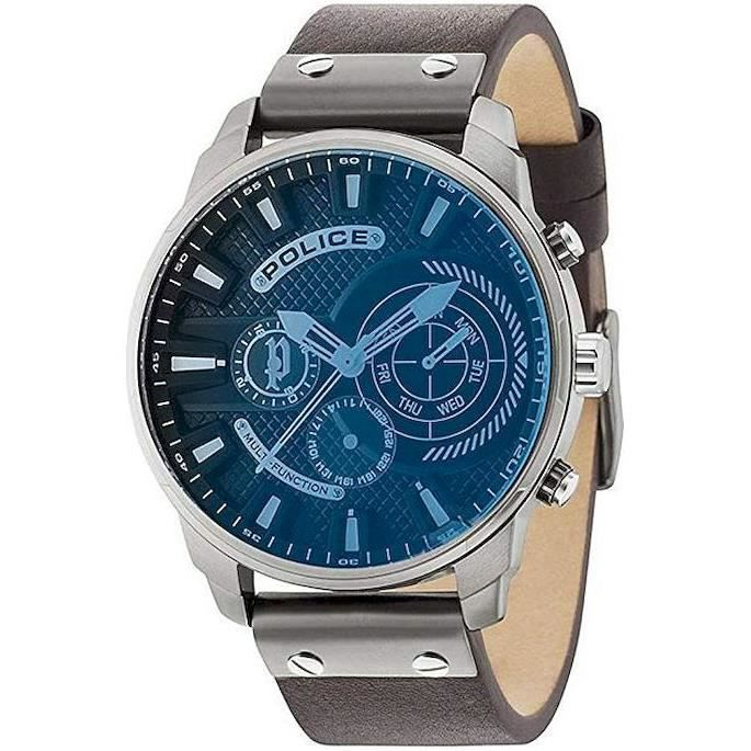 montre-bracelet - Police - PL.15472JSB-02 - Analogue - Quartz - Hommes