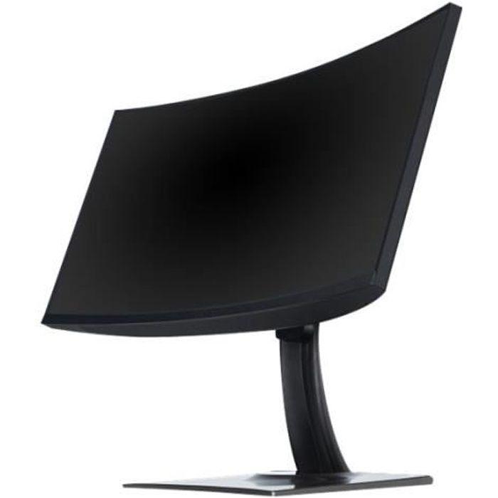 ViewSonic VP3881 Écran LED incurvé 38- (37.52 visualisable) 3840 x 1600 WQHD+ IPS 300 cd-m² 1000:1 7 ms 2xHDMI, DisplayPort…
