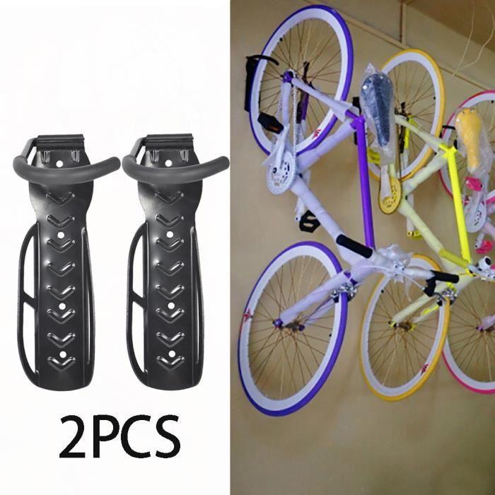 Mur-Fixation Vélo Avec De Rangement Pliable Support Mural Vélo Garage