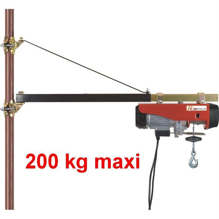 Potence Pivotante Charge De 100 Kg Pp120