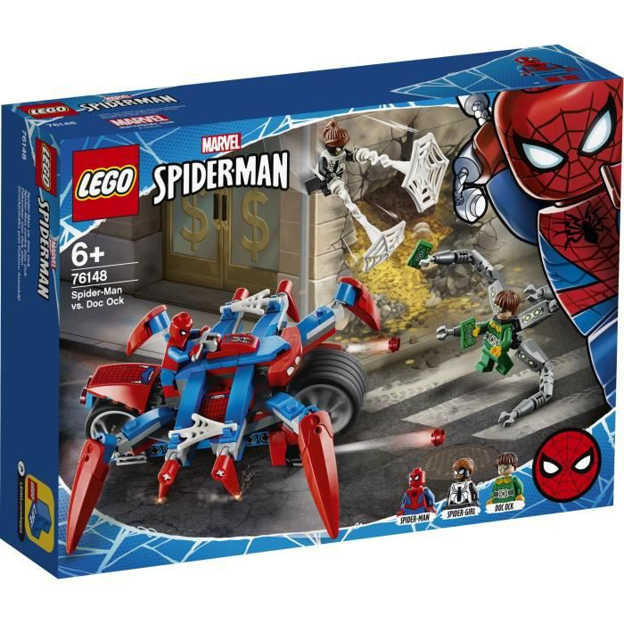 Photo de lego-super-heroes-76148-spider-man-contre-docteur-octopus