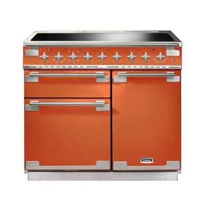 Piano de cuisson falcon elise 100 induction orange achat vente cuisini re - Piano cuisson induction ...