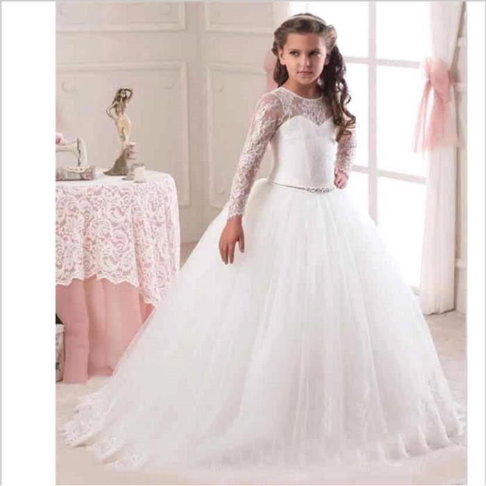 Robe de mariage pour bebe fille for Grosse fille robes mariages