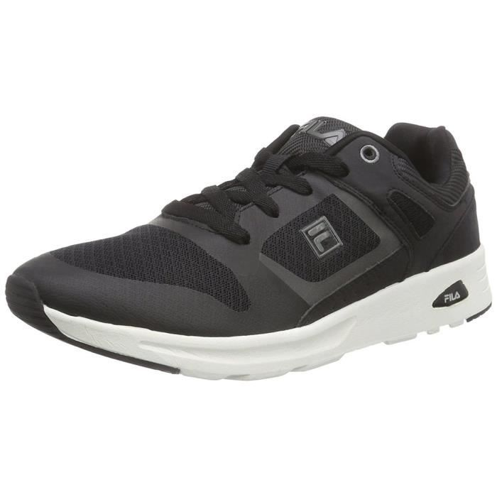 Fila Newman Low Men's Trainers Black