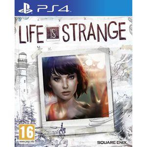JEU PS4 Life Is Strange Jeu PS4