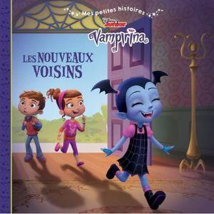 Livre 3-6 ANS Vampirina - Les nouveaux voisins
