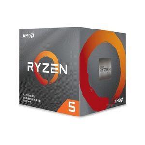 PROCESSEUR AMD Ryzen 5 3600 Wraith Stealth(3.6 GHz / 4.2 GHz)
