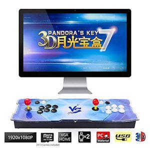 JEU CONSOLE RÉTRO Mecanique AUEB9 3d pandora key 7 console de jeux d