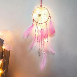 OBJET DÉCORATIF Dreamcatcher 2M 20LED éclairage fille chambre Bell