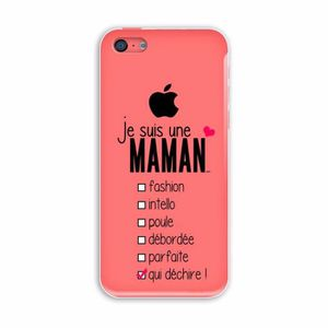 coque iphone 8 maman