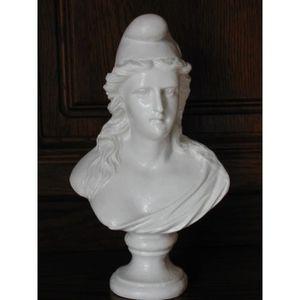 Blanc Buste de Louis XIV par Coysevox Souvenirs de France