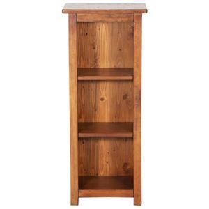 BIBLIOTHÈQUE  Petite bibliothèque en bois massif de tilleul fini