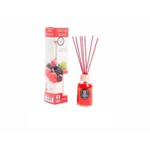 LIQUIDE Verre rouge arôme de fruits de diffuseur (100 ml.