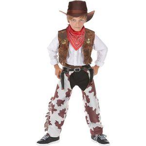 DÉGUISEMENT - PANOPLIE Déguisement cowboy luxe garçon