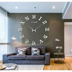 horloge murale chiffres romain achat vente horloge. Black Bedroom Furniture Sets. Home Design Ideas