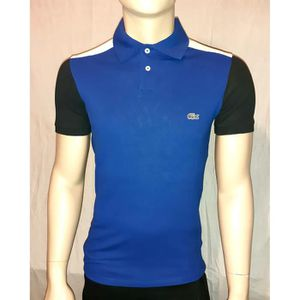 POLO polo lacoste homme slim fit
