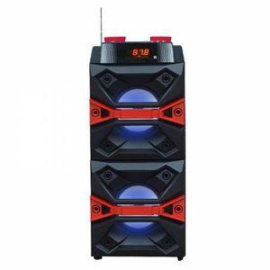 BASE ENCEINTE TV Enceinte bluetooth karaoké avec micro + USB son so