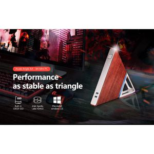 UNITÉ CENTRALE  Mini PC Acute Angle AA - B4 DIY5 8GB+128GB SSDInte
