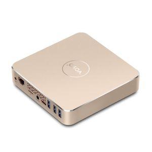 UNITÉ CENTRALE  VOYO V12 - Windows 10 Mini PC, Intel 2.2GHz, RAM: