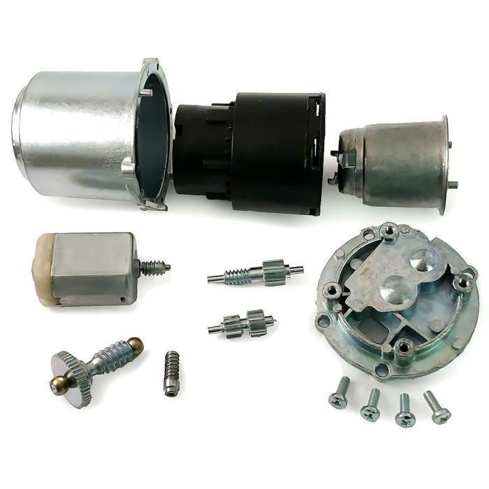 Kit de réparation de rétroviseurs latéraux de voiture, Compatible avec BMW X5 E53, rétroviseurs latéraux, moteur [B3DEE0F]