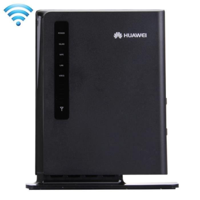Modem Routeur Huawei E5172s 22 haute vitesse Lte Cat4 150Mbps 4G sans fil passerelle routeur Wifi, signe (marque assortie)