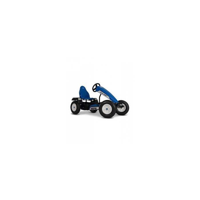 Kart a pedales electrique BERG Extra Sport bleu E-BFR