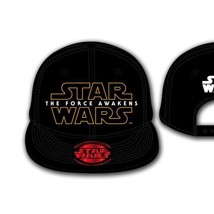 Casquette Star wars The force awakens