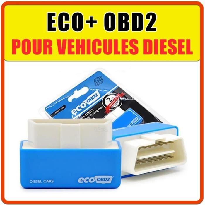 Economie de carburant - FLEXFUEL bioethanol E85 - ECO+ OBD2 pour véhicule DIESEL