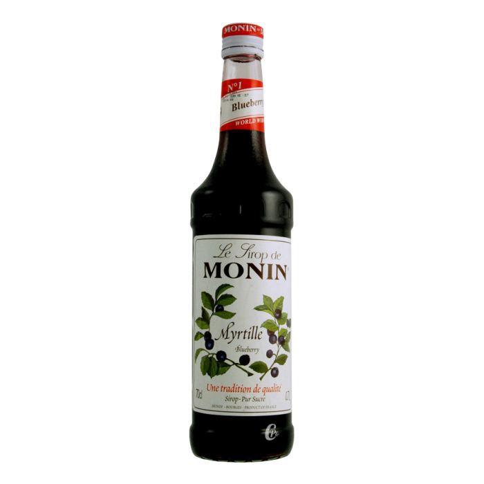 Bouteille MONIN Myrtille