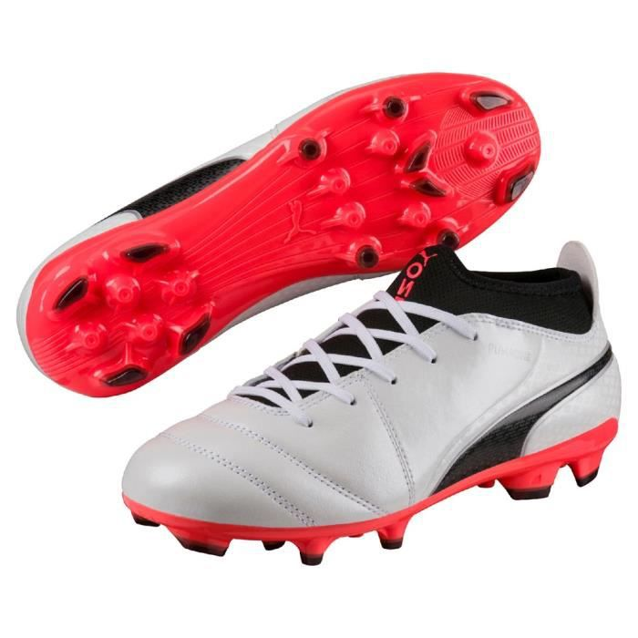 Chaussures de foot Football junior Puma One 17.3 Ag