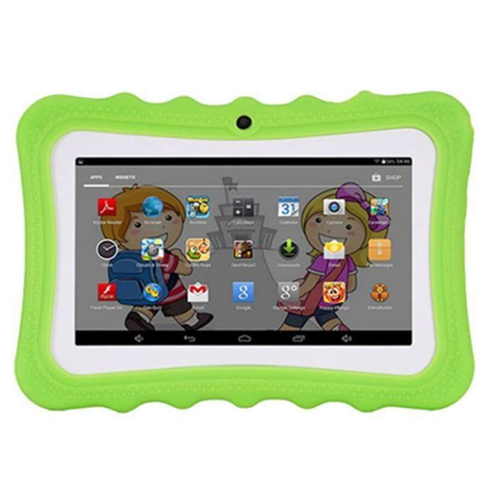 7 pouces tablette enfants tablette ordinateur machine éducative tablette cadeau Enfant étudiant enfants apprentissage