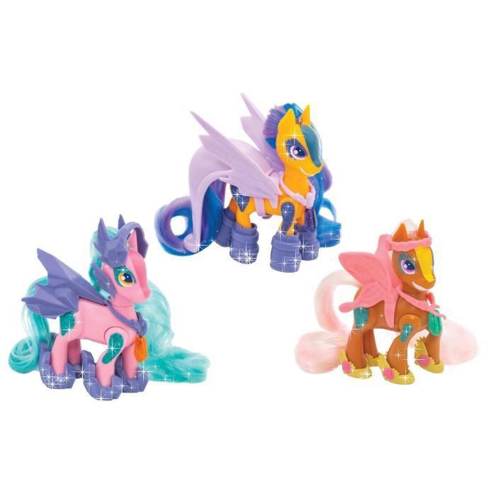 Splash Toys - Ekinia 1 box et un cheval pailleté - modèle aléatoire