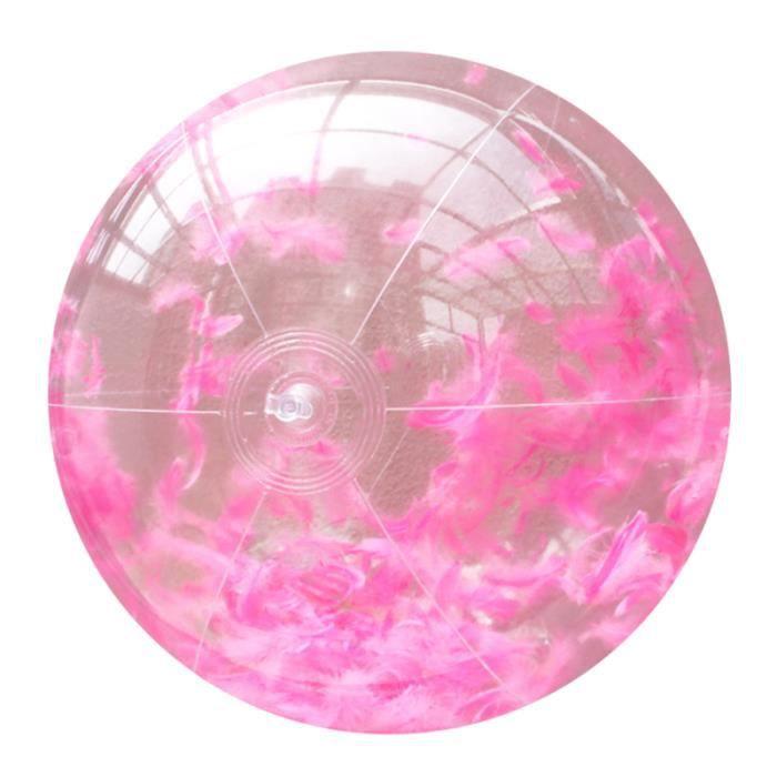 1pce gonflable sport transparent intérieur extérieur de jouet interactive MEDECINE -ON DE MUSCULATION