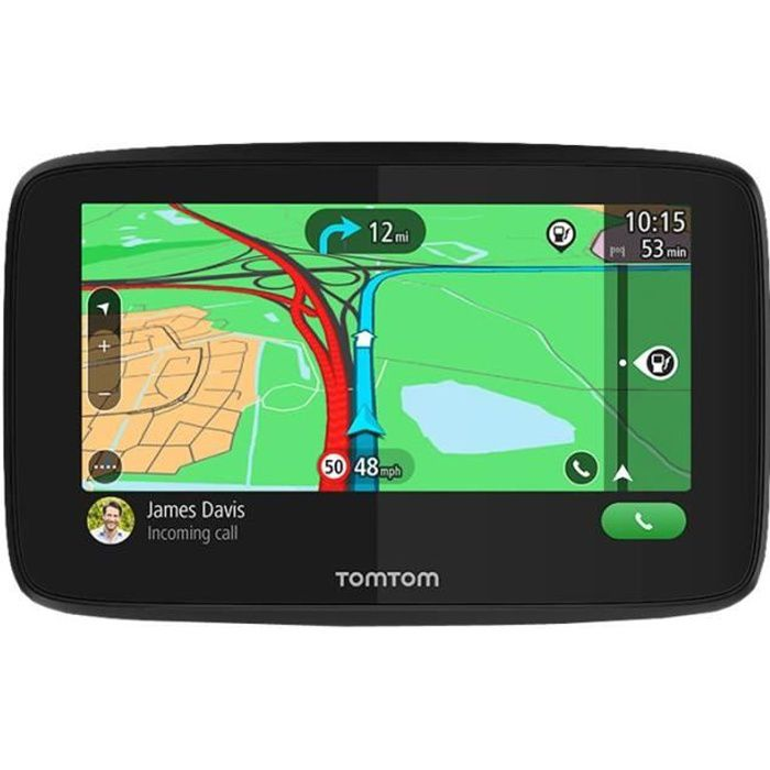 TomTom GO Essential Traffic navigateur GPS automobile 5 po grand écran