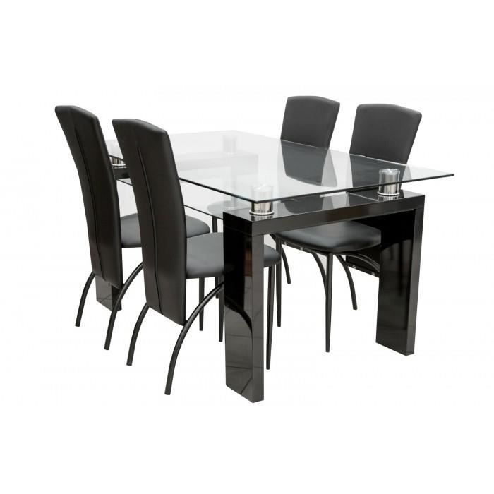 Table 4 chaises achat vente table manger avec chaises table 4 chais - Cdiscount table chaise ...